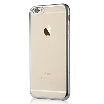 Harga Case Ultrathin Phone Case for Apple iPhone 6 Plus / 6s Plus - Silver