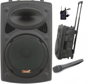 Harga Weston Speaker Portable Wireless Pa Amplifier 12 Inch Meeting Toa