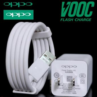 Harga OPPO VOOC Travel Charger 5A/4A Original For OPPO F1 Plus, R7, R7s,R7 Plus, N3,R5 Find 7