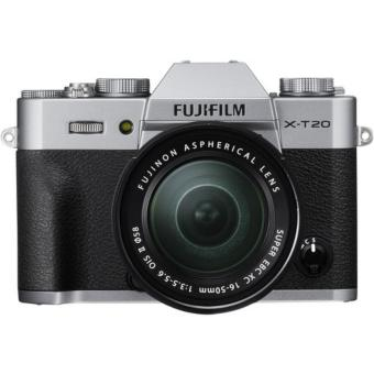 Harga Fujifilm X-T20 Mirrorless Digital Camera with 16-50mm Lens