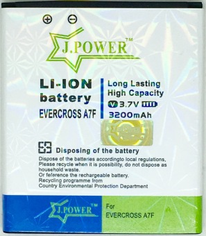 Harga J.Power Baterai Double Power for Evercoss A7F