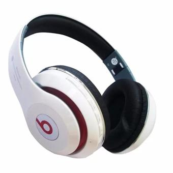 Harga Headset Bluetooth Beats Studio STN-13 / Headphone / Hedset Stereo Beat-PUTIH