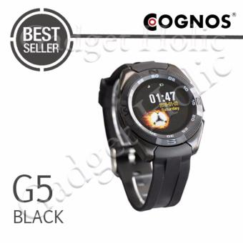 Harga Cognos Smartwatch G5 - Heart Rate - Hitam
