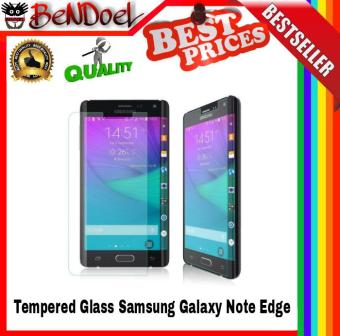 Vn Tempered Glass 9H For Samsung Galaxy Note Edge / N915F / Duos 2D Round Curved