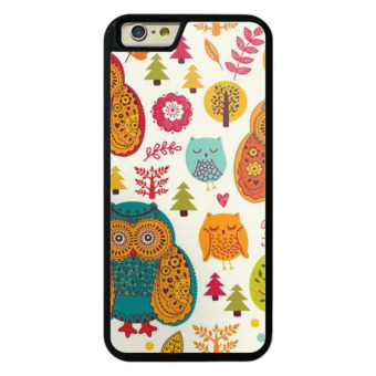 Harga Phone case for iPhone 6/6s Owls cover - intl