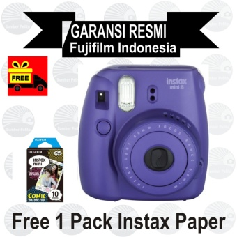 Harga FujiFilm Instax Mini 8 grape