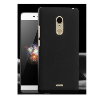 Harga Case For ZTE BLADE A711 Frosted Shell Series - HITAM