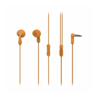 Harga Remax Headset 301 Candy - Orange