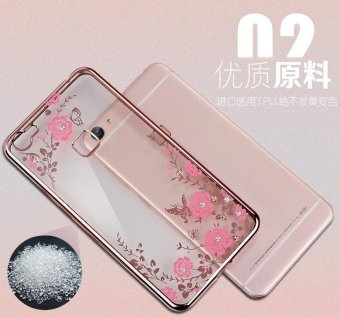 Harga Mobile phone protection shell electroplating printing soft shell phone case for Vivo X5 pro - intl