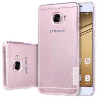 Harga Nillkin Nature Series TPU case for Samsung Galaxy C5 (C5000) - Putih