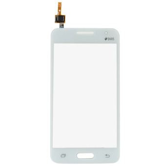 Touch Screen Digitizer for Samsung Galaxy Core 2 Duos G355 (White)- - intl
