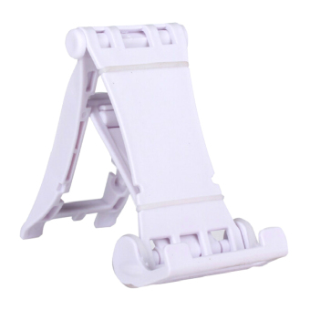 Harga Universal Car Phone Holder for iPhone 6/6 Plus/Samsung Tablet (White)