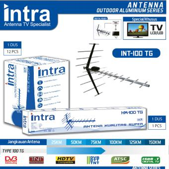 Harga Antena TV Outdoor-100TG