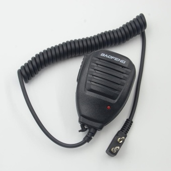 Shoulder Speaker Mic Microphone for Baofeng TYT Quansheng Dual-Band Radio - intl