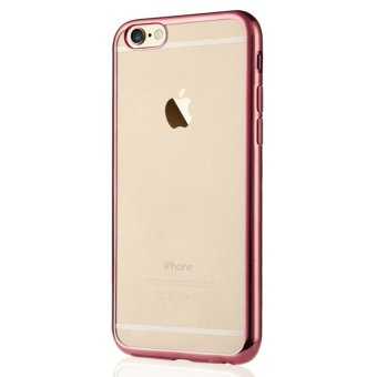 Harga Case Ultrathin Phone Case for Apple iPhone 6 / 6s - Rose Gold