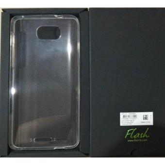 Harga Flash Plus 2 TPU Softcase- Original - Clear