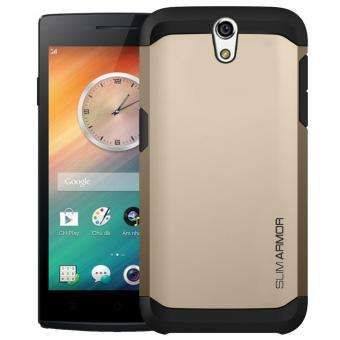 Harga Case Slim Armor For OPPO Find 5 Mini - Gold