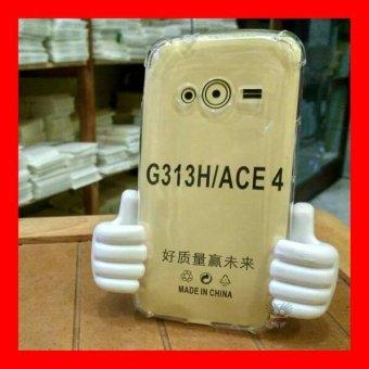 Case AntiCrack Anti Crack Shock Benturan Elegant Softcase for Samsung Galaxy V .