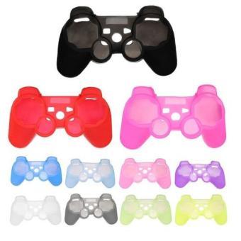 Funda Protector Case Silicona Para Sony PlayStation 3 PS3 Mando Controller / Silikon silicone stik ps3