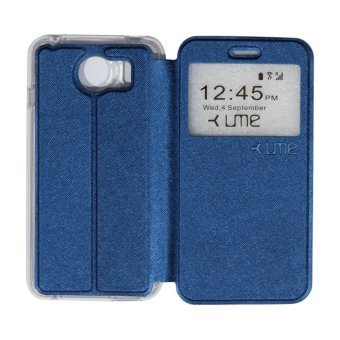 Ume Himax M1 Leather Case Sarung / Flipshell / Flip Cover Kulit / Sarung Case Himax