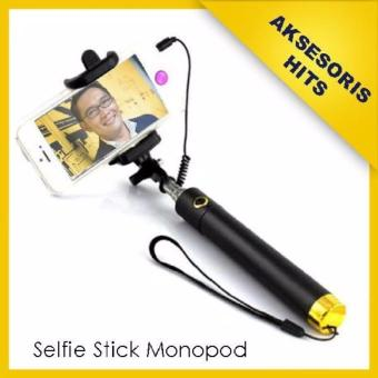 Harga Selfie Stick Monopod Tongsis For Hp Handphone Android Ios Iphone Samsung Xiaomi Lenovo Asus
