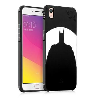 Harga BYT Silicon Debossed Printing Cover Case for Oppo R9 / Oppo F1 Plus - intl