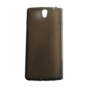 Harga Beauty Softjacket Oppo Find 5 mini R827 Softcase/Softshell - Hitam