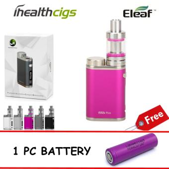 Harga Eleaf Istick Pico Kit 75W mini starter kit Authentic Original Rokok Elektrik + 1Pcs Battery