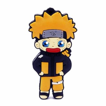 Harga USB Naruto 2.0 8GB Flash Drive Flash Disk Memory - Orange