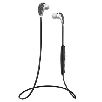 Harga Bluedio N2 Sports Bluetooth V4.1 Hands Free Earphone Dual Earplugs with Mic for Tablet PC Smartphones - Hitam