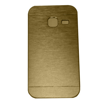 Harga Motomo Metal Case for Samsung Galaxy J1 mini - Gold