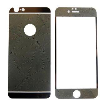 QC Tempered Glass 2in1 3D iPhone 6/ Iphone6/ iPhone 6G/ Iphone 6S Ukuran