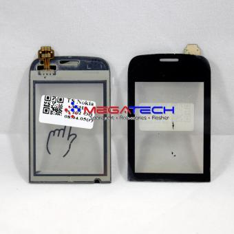 Harga Touchscreen Nokia N 202 ORI Black