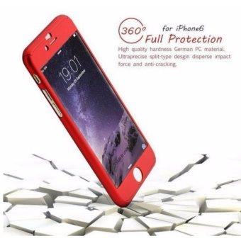 ... Biru Dongker Source · Harga Hardcase Case 360 Iphone 6 6 Plus Casing Full Body Cover Merah