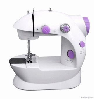 Harga Whiz Sewing Machine with Pedal - Mesin Jahit Portable - Putih + Adaptor
