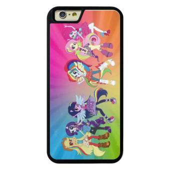Harga Phone case for iPhone 6Plus/6sPlus My Little Pony cover for Apple iPhone 6 Plus / 6s Plus - intl