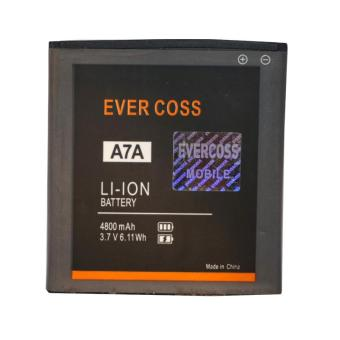 Harga Evercoss Battery A7A - Hitam