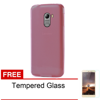Index of files Source Softcase Ultrathin Untuk Lenovo A7010 K4 NOTE Pink Clear .