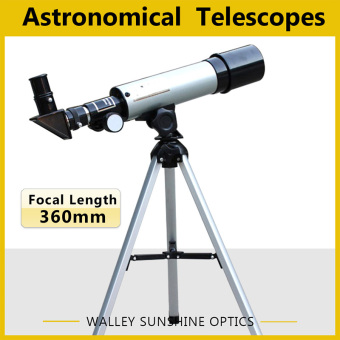 Harga F36050 Telescope 90X High Power Monoculars Refractor Type Space Astronomical Telescope For Kids With Portable Tripod