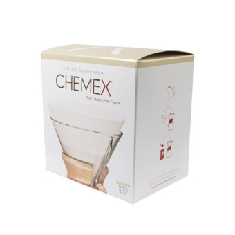 Harga Chemex FC-100 Bonded Filters Pre-Folded Circles