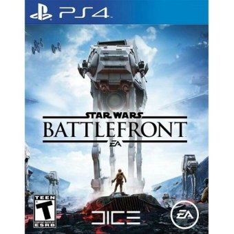 Harga Sony PS4 Star Wars Battlefront