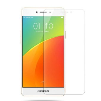 Tempered Glass Oppo F1S Screen Protector - Putih Transparant