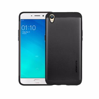Harga Case Slim Armor For Oppo F1 Plus R9 Series - Hitam