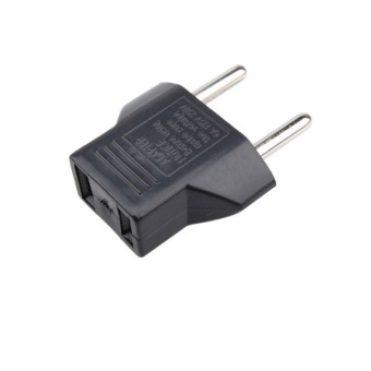 Harga Travel Voltage Coverter US to EU AC Power Plug Adapter