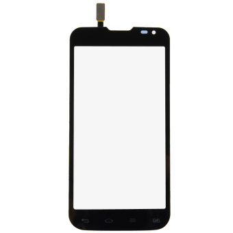 Easbuy Outer Touch Screen Digitizer Glass for LG L90 Dual D410 (Black)