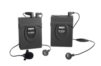 Harga Boya BY-WM5 Wireless Microphone