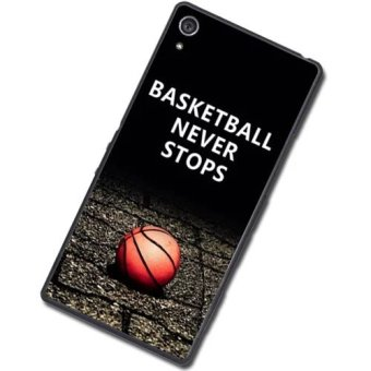 Harga Basketball never stop Phone Case For Samsung Galaxy S7 edge