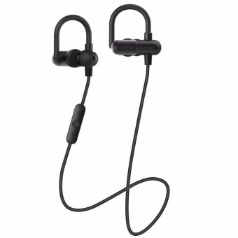 Harga QCY QY11 Stereo Bluetooth Wireless Earphone - Hitam