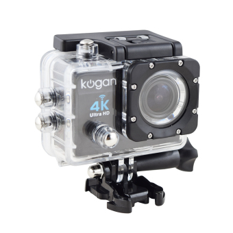 Harga Kogan Action Camera 4K UltraHD - 16MP - Hitam - WIFI