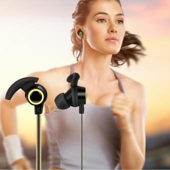 Harga coconie Bluetooth 4.1 Wireless Headphone Stereo Sports Earbuds In-Ear Headset - intl